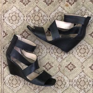 MICHAEL Michael Kors strappy, wedge Shoes.